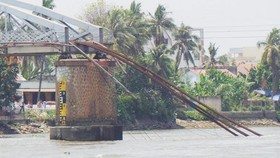 Bridge collapse interrupts southern railway in 3-5 months