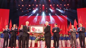Ceremony in Ha Noi celebrates 85th anniversary of youth union