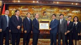 Samsung invests $300mln development & research center in Hanoi