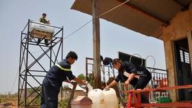 """Lâm Đồng: Thêm nhiều vùng """"khát"""" được tiếp nước"""