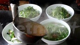 """April 4 announced as Day of Vietnam's traditional """"pho"""" in Japan"""