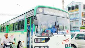 HCMC to replace 500 old buses