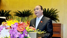 PM Phuc appointed for Vice Chairman of National Defense & Security Council