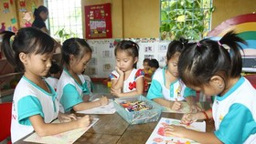 Thanh Hoa: US$1.75 m funded for kindergarten meals
