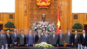 Prime Minister greets ASEAN ambassadors
