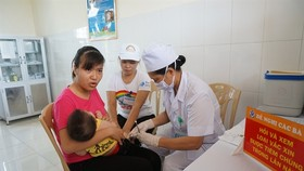 Health ministry sets goals for vaccination program