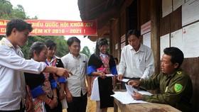 Viet Nam heads to the polls