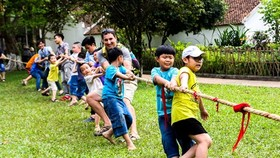 Museum of Ethnology will host children's games from SE Asia