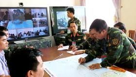 Việt Nam - Hoa Kỳ phối hợp diễn tập cứu hộ, cứu nạn