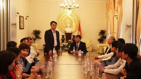 Vietnam eyes closer defence, security cooperation with Germany