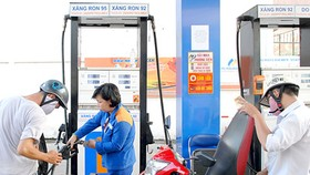Petrol price increases VND 680