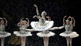 Romantic ballet performance to charm Hanoians