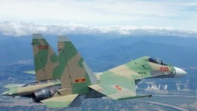 Su-30MK2 fighter jet goes missing in Nghe An Province's Mat Island
