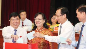 Ms. Nguyen Thi Quyet Tam reelected as HCMC People's Council Chairwoman