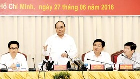Government creates advantages for HCMC's comprehensive breakthrough- PM