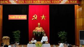"""Bí thư Thành ủy Đà Nẵng: """" Ở Đà Nẵng không có chuyện chạy chức chạy quyền"""""""