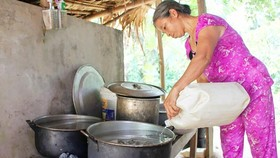 Dân thiếu nước sinh hoạt