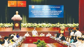 """HCMC leaders, businesses seek ways to build """"startup city"""""""