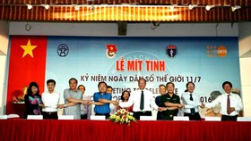 Vietnam to invest in adolescent on WPD 2016
