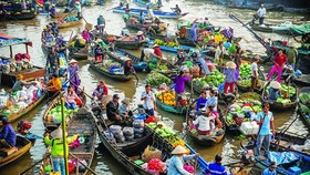 Cai Rang Floating Market named cultural site