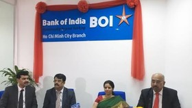 First bank of India officially opens in Vietnam