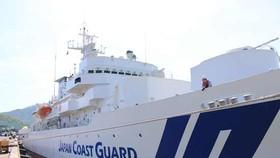 Japanese Coastguard Vessel visits Da Nang