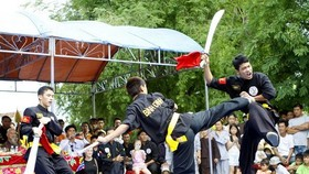 Int'l traditional martial arts festival to kick off in August