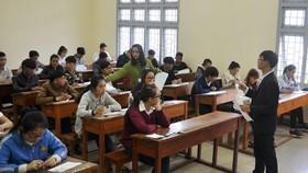 Nhiều cụm thi công bố điểm thi THPT Quốc gia 2016