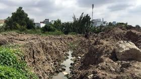 Xử lý chưa nghiêm việc san lấp sông rạch