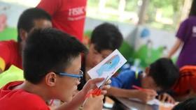 Khuyến khích trẻ em vui đọc