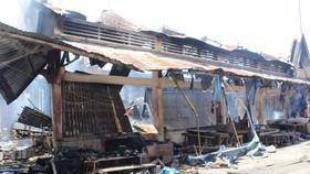 """Điều tra thông tin """"hôi của"""" trong vụ cháy chợ Kbang, Gia Lai"""