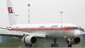 Máy bay Triều Tiên phát hỏa phải hạ cánh khẩn cấp tại Trung Quốc