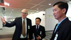 Investment promotion in U.S. promises to bring HCMC many contracts