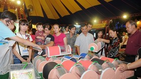 VNese High Quality Products Fair held in Binh Dinh