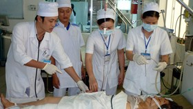 Mekong delta shortage of major medical experts