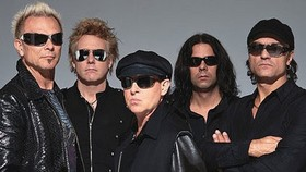 Legendary metal rock band Scorpions to rock the capital