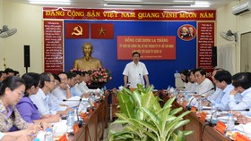 City Party Chief requires quickly resettlement of old tenements in HCMC