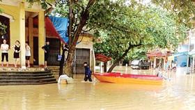 Typhoon Dianmu leaves 13 dead, missing