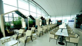 4-star waiting room put into operation at Tan Son Nhat International Airport