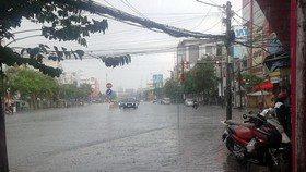 Nationwide sees rains & thunderstorm