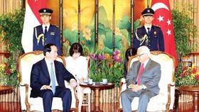 Singaporean enterprises satisfy with investment environment in Vietnam
