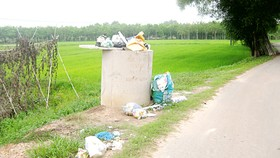 Tập kết rác rồi không thu gom