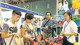 Leather, footwear exports strong, local consumption weak