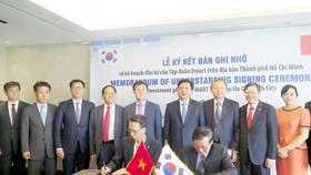 Korean businesses pouring capital into HCMC