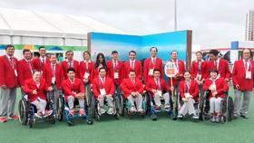 Vietnam paralympics team to return home on September 21