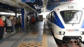 Malaysia builds second metropolitan rapid transit
