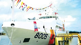 Vietnam Coast Guard receives advanced patrol boat