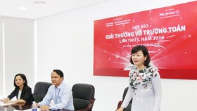 Vo Truong Toan Prize launched for first time in Danang