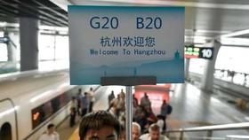 Trung Quốc đánh bóng hình ảnh thông qua Hội nghị thượng đỉnh G20