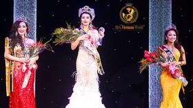 Vương miện Hoa hậu Quý bà Việt Nam Thế giới 2016 đã có chủ